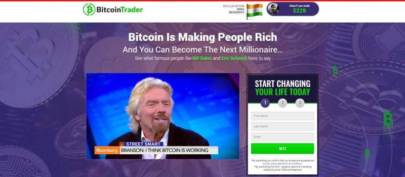 Bitcoin Trader - Leading Auto Robot