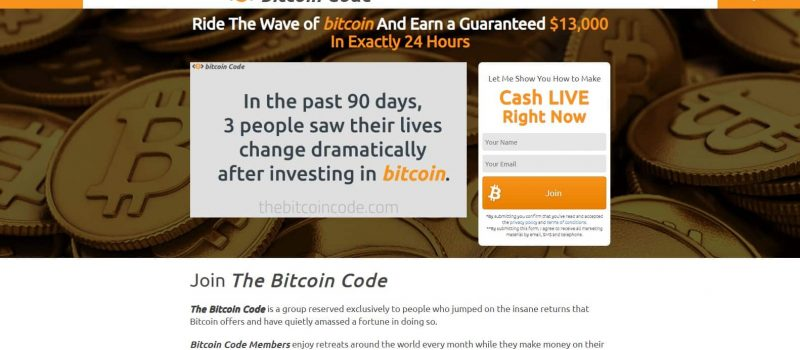 Earn More With Bitcoin Code